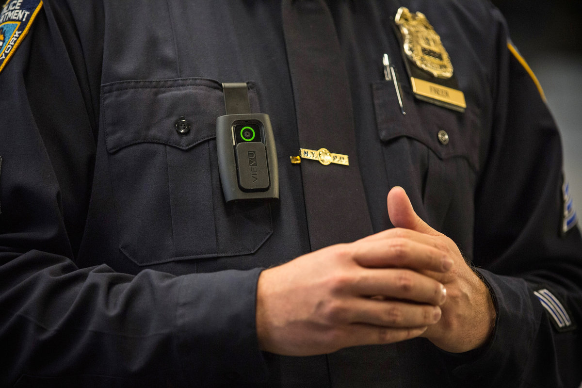 Should Cops Get to Review the Video Before They Report