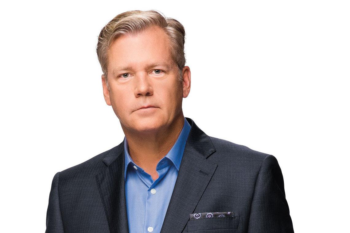 Chris Hansen, the host of
