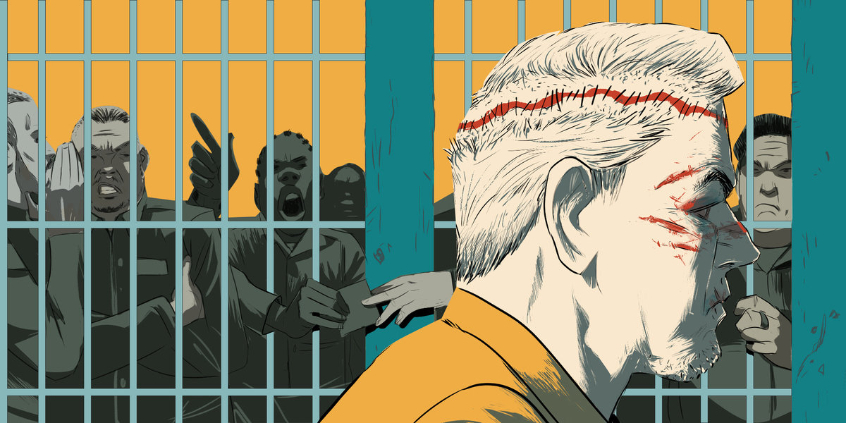 Why It's Actually Tough to Avoid Snitching in Prison | The