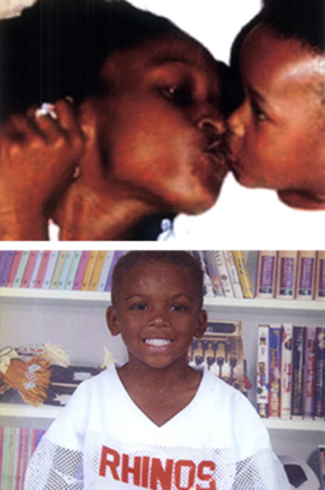 Shell casings found at the scene and entered into NIBIN helped solve the 2009 Louisiana murders of Dominique Sterling and her son, Robert Claiborne, shown at top, and Four Overstreet, shown at bottom.