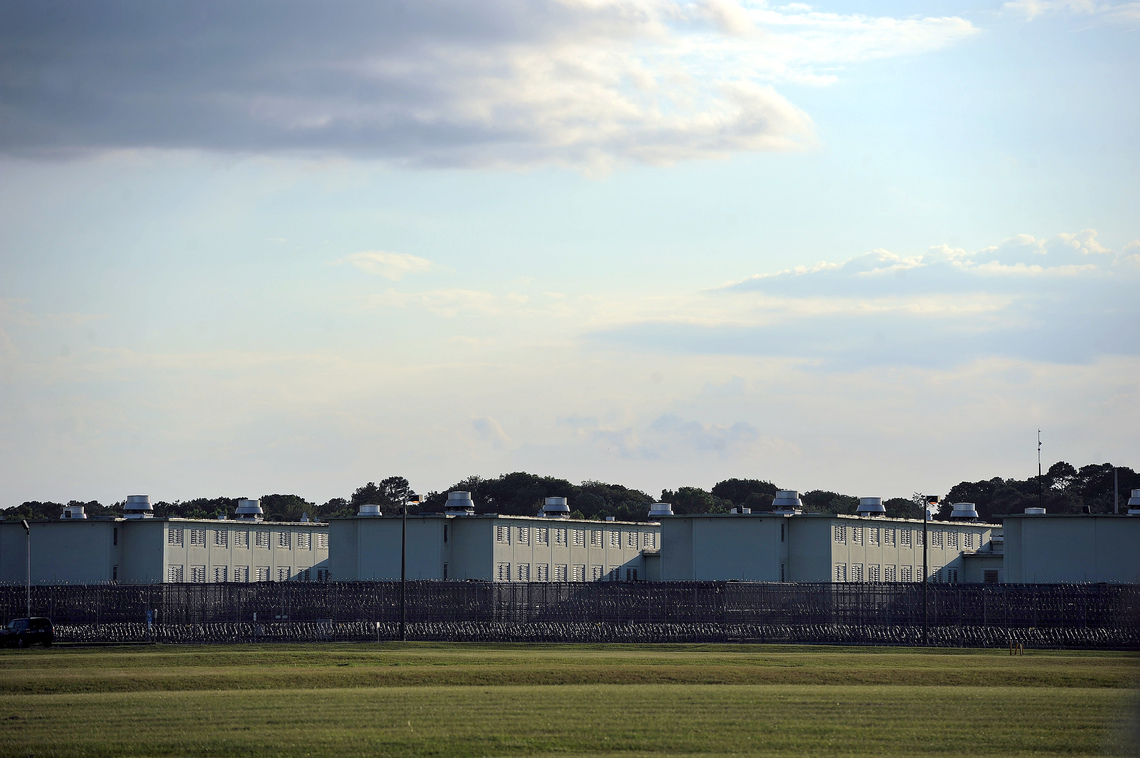 Florida State Prison in Raiford, Fla. The state accounts for the highest number of missed habeas deadlines, according to The Marshall Project data.