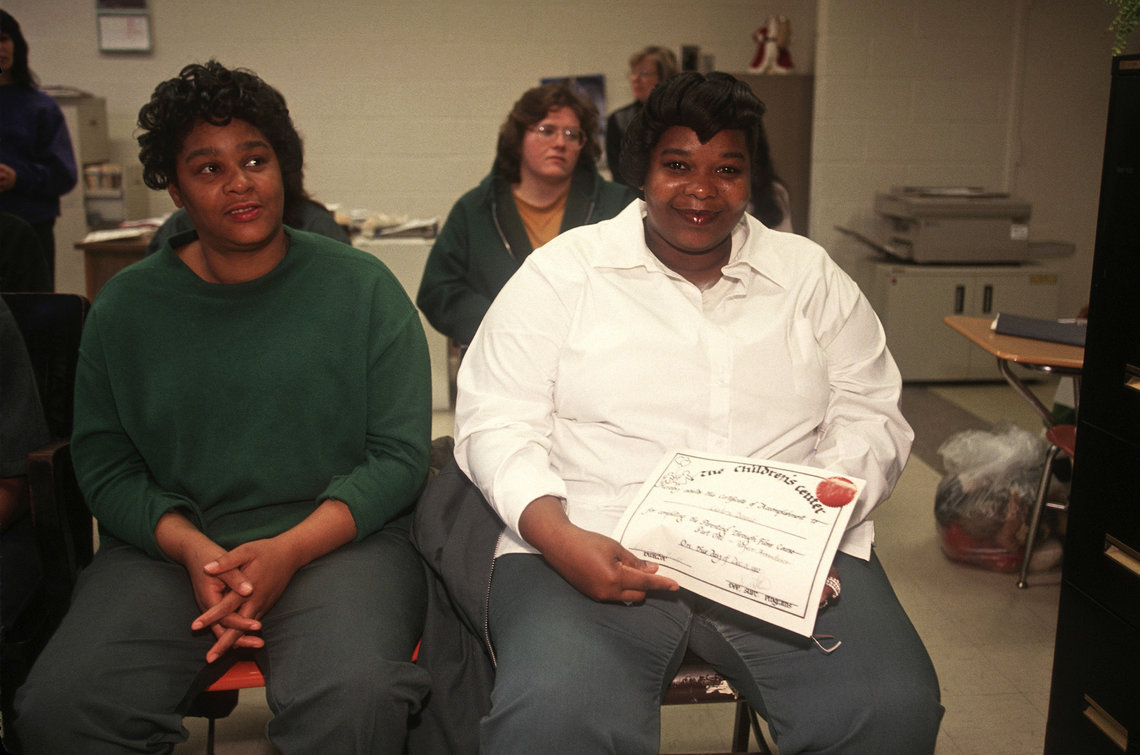 Mothers who completed the parenting program.