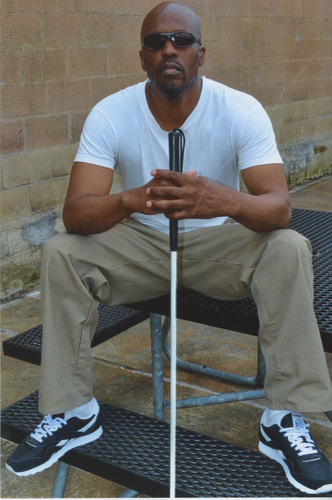 My Life as a Blind Man in Prison