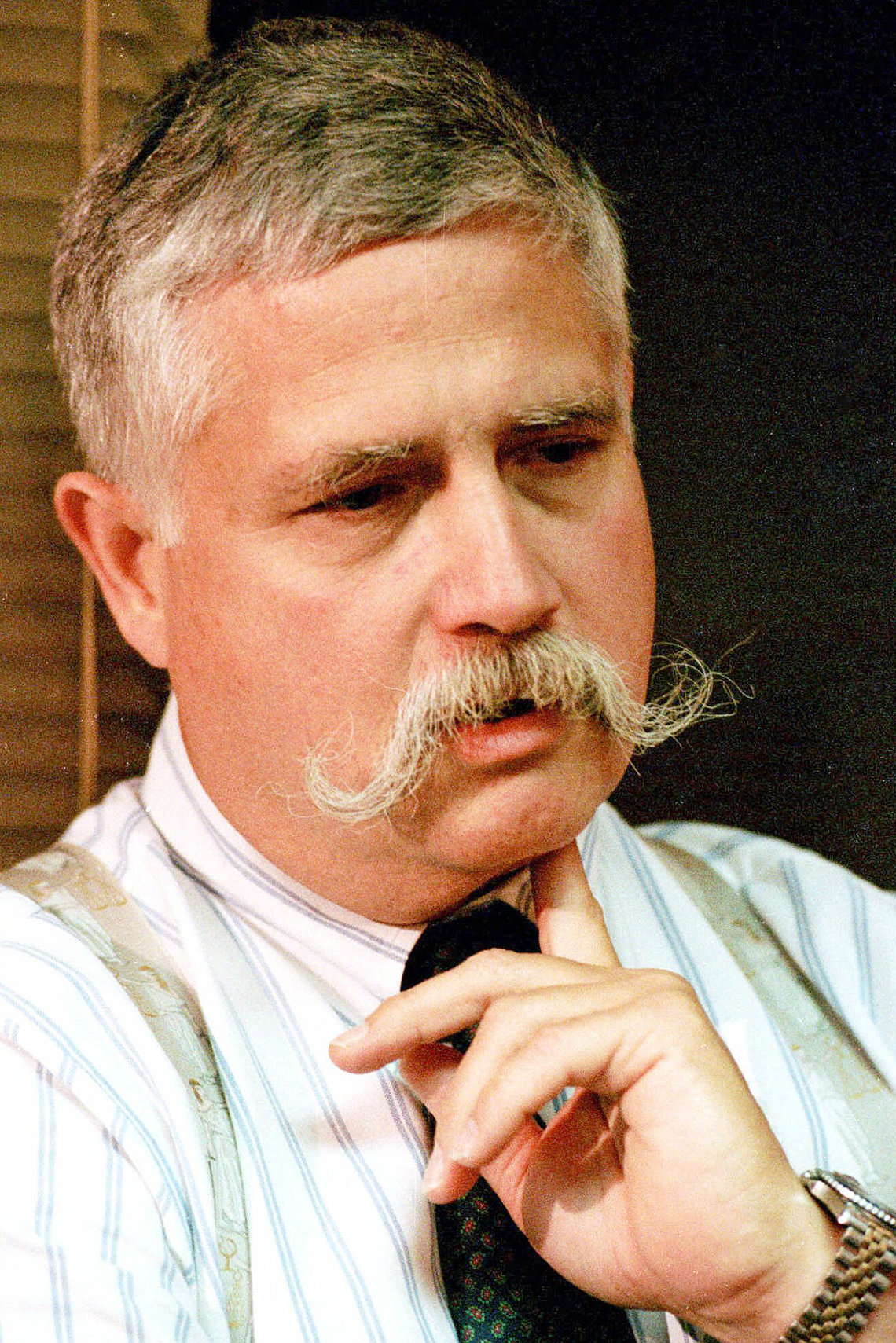 Former Harris County District Attorney Johnny B. Holmes in 1994.