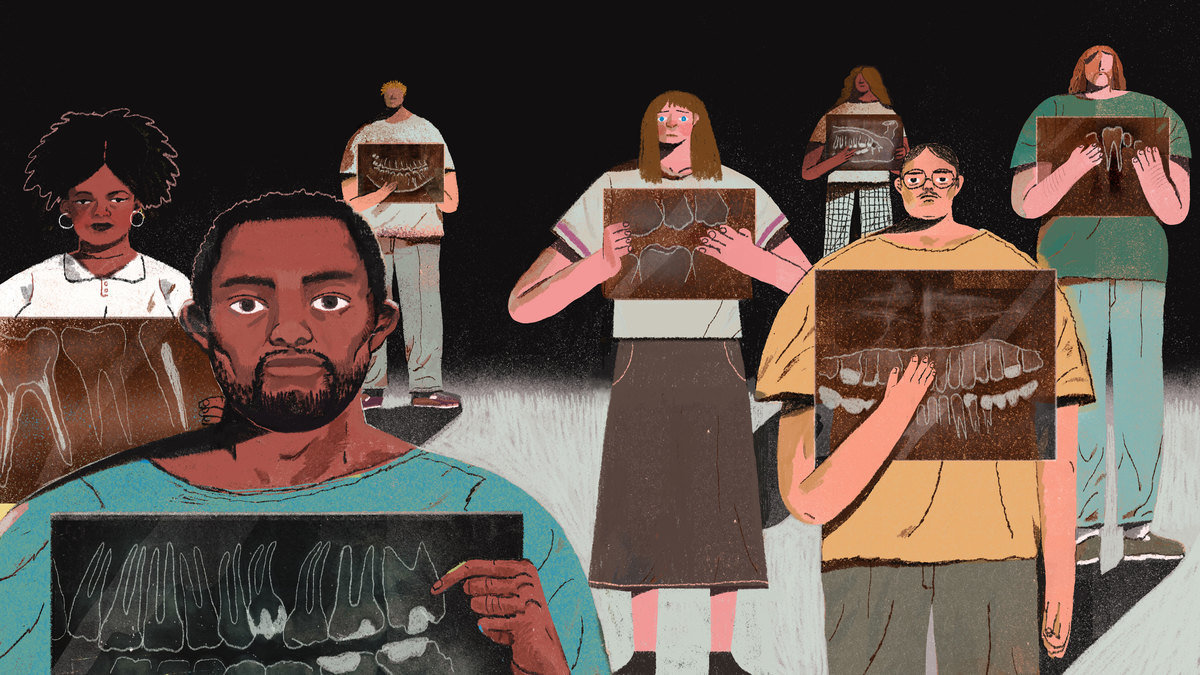 How Dental Problems Make Life After Prison Even Harder | The