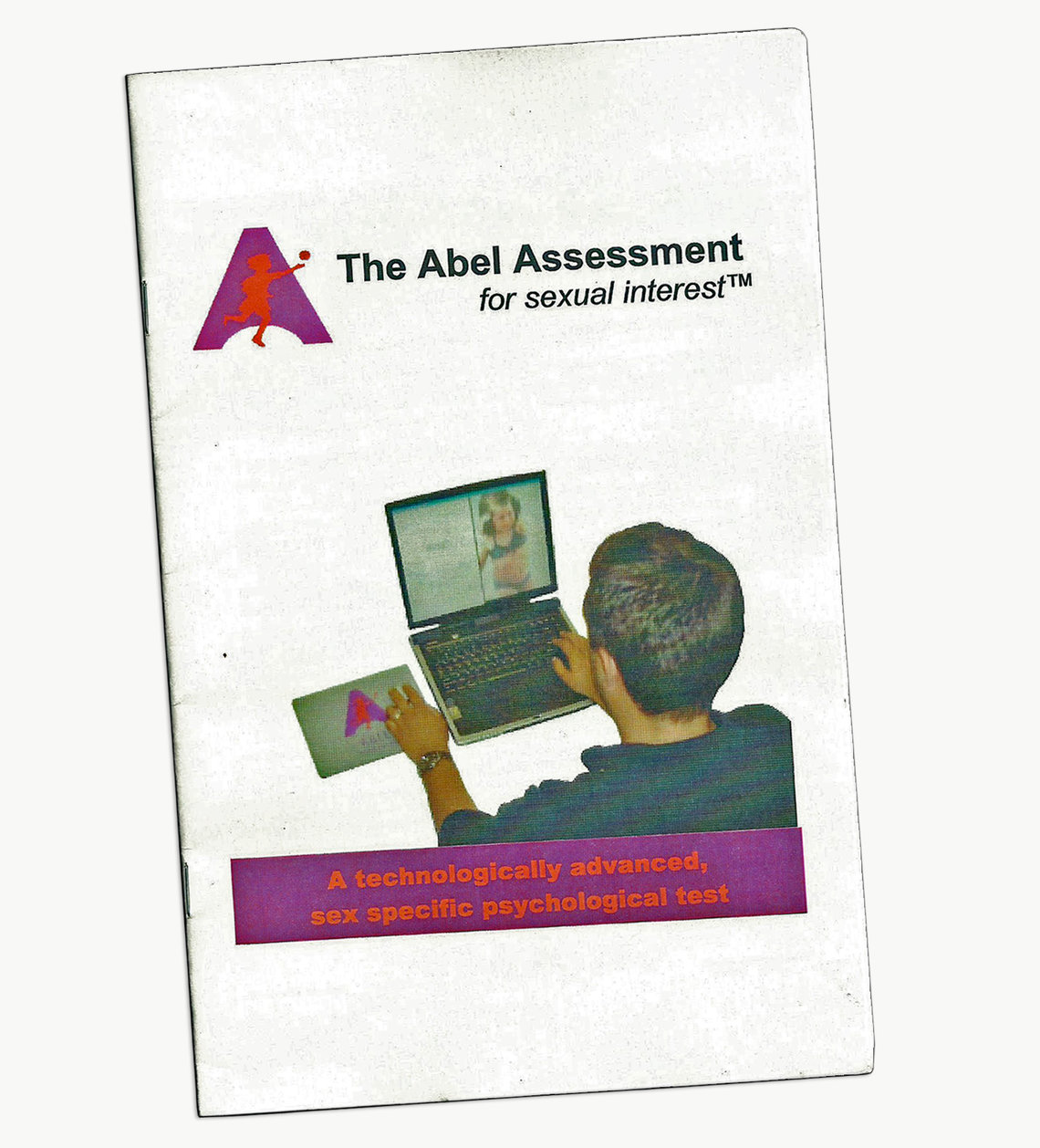 A 2005 promotional pamphlet for clinicians.