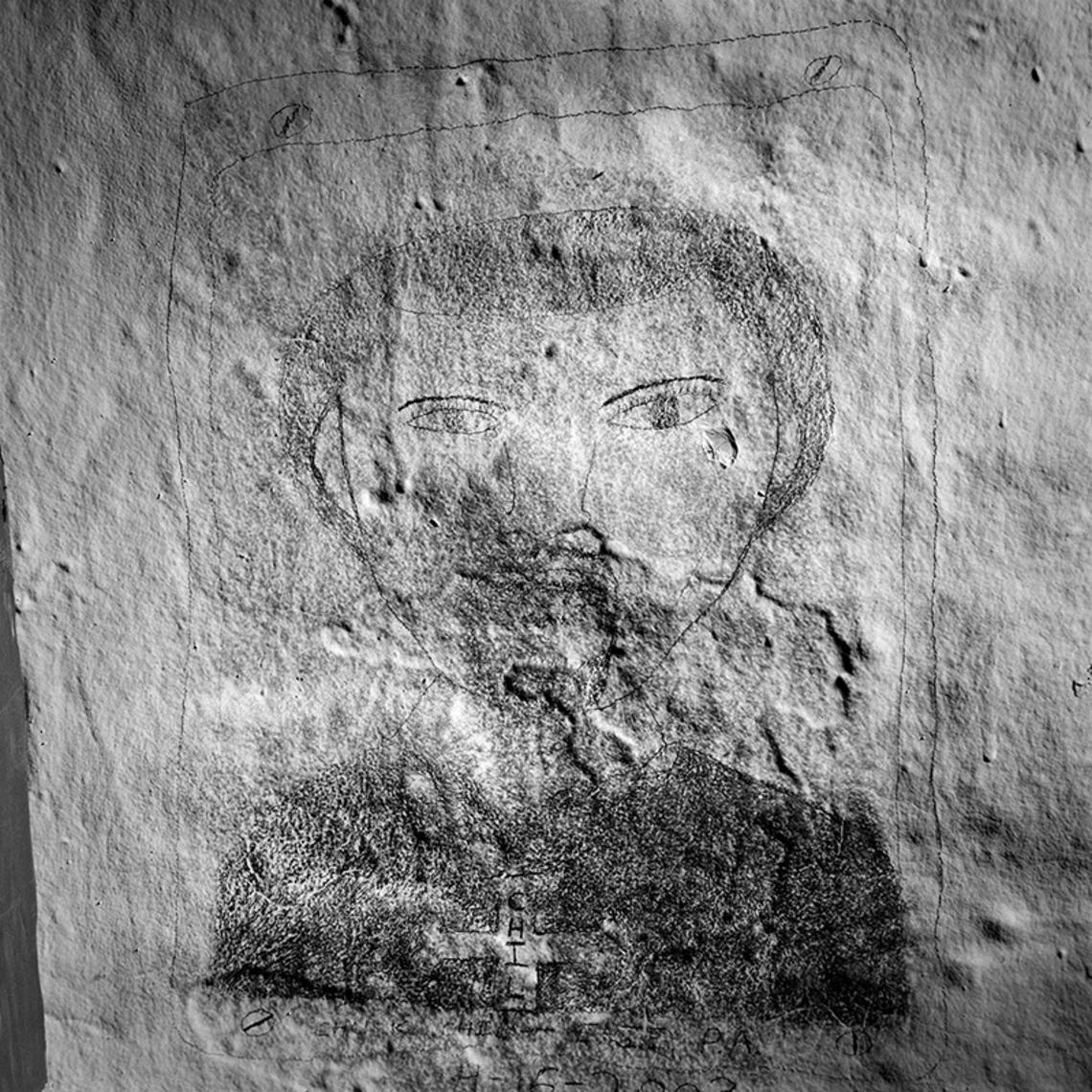 Prisoner's Self-Portrait