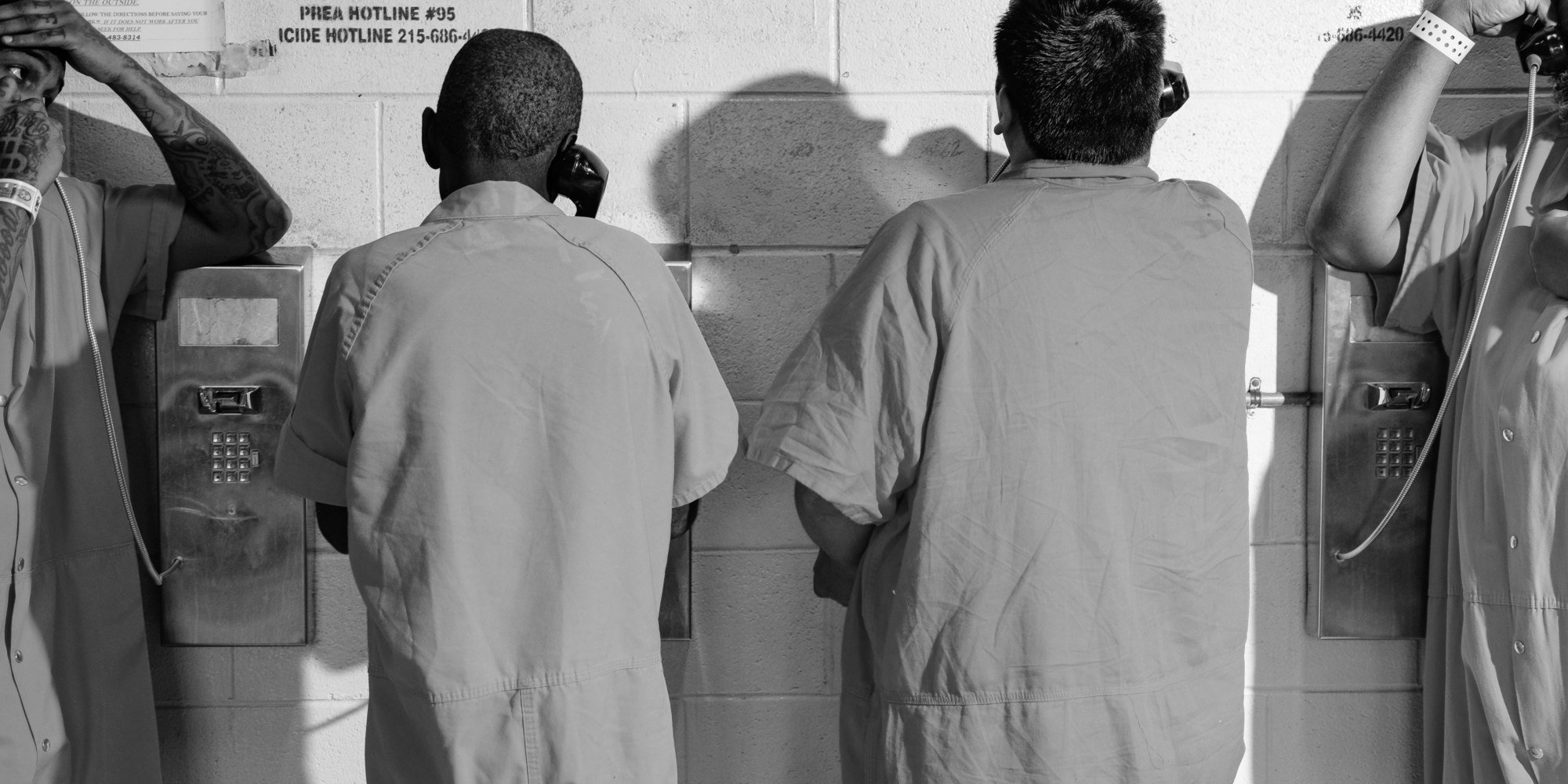 Prisoners at the Curran-Fromhold Correctional Facility in Philadelphia. The idea of prison abolition has gained traction among criminal justice reformers.