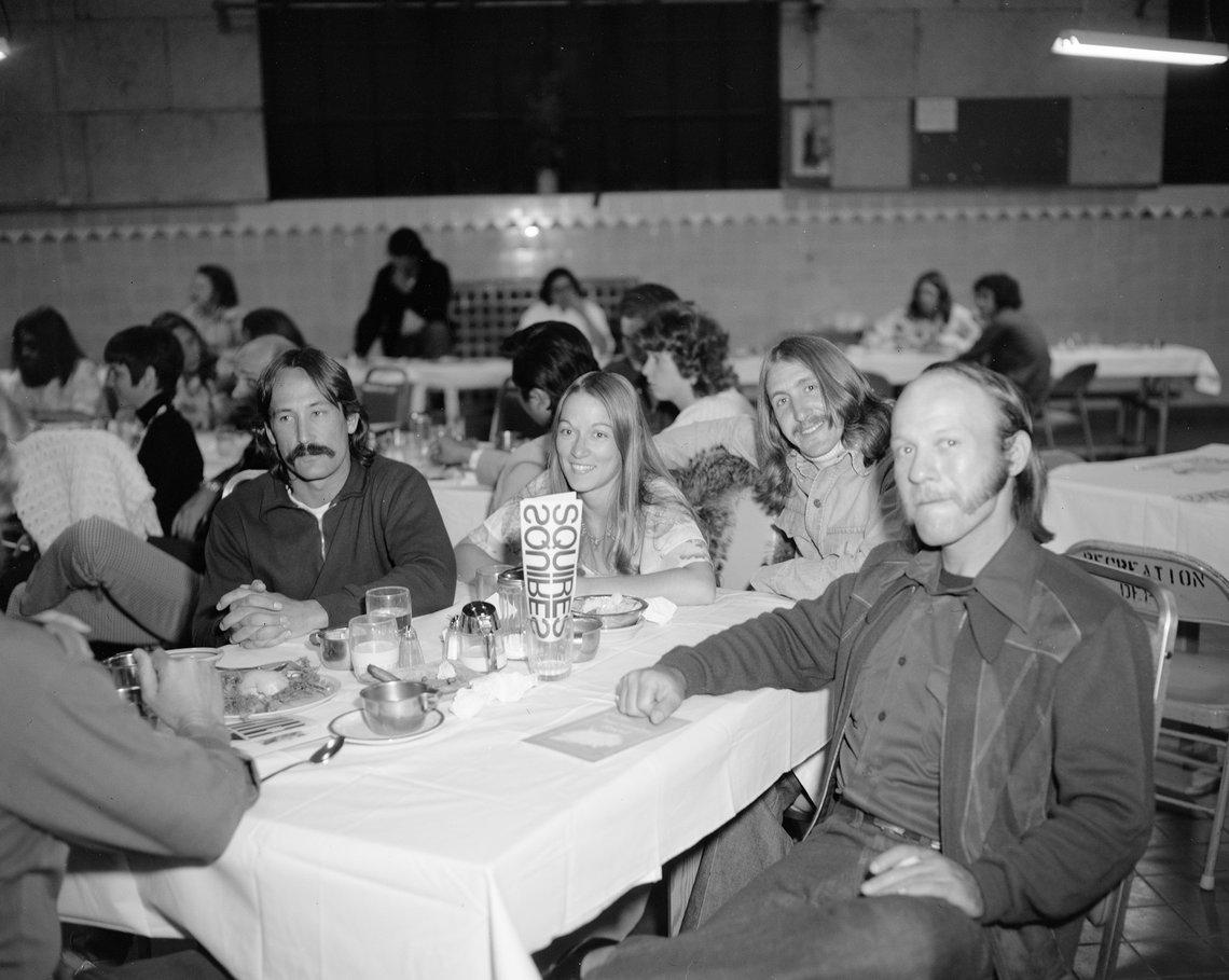 Inmate Banquet, 1978