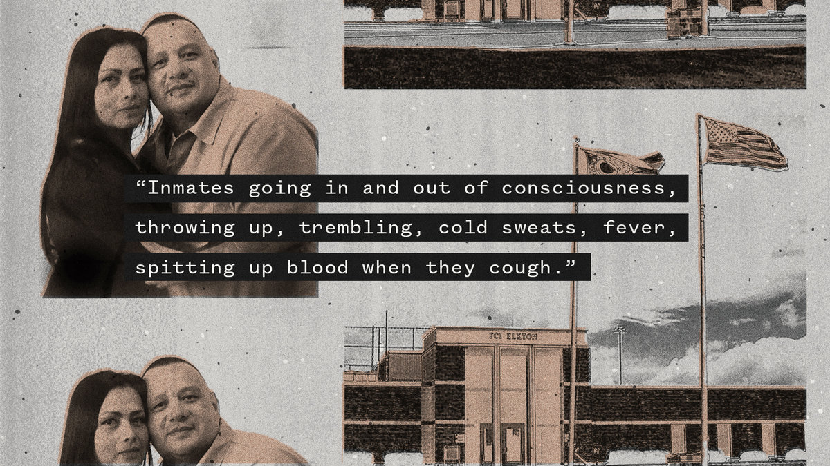 How Federal Prisons Became Coronavirus Death Traps - The Marshall Project