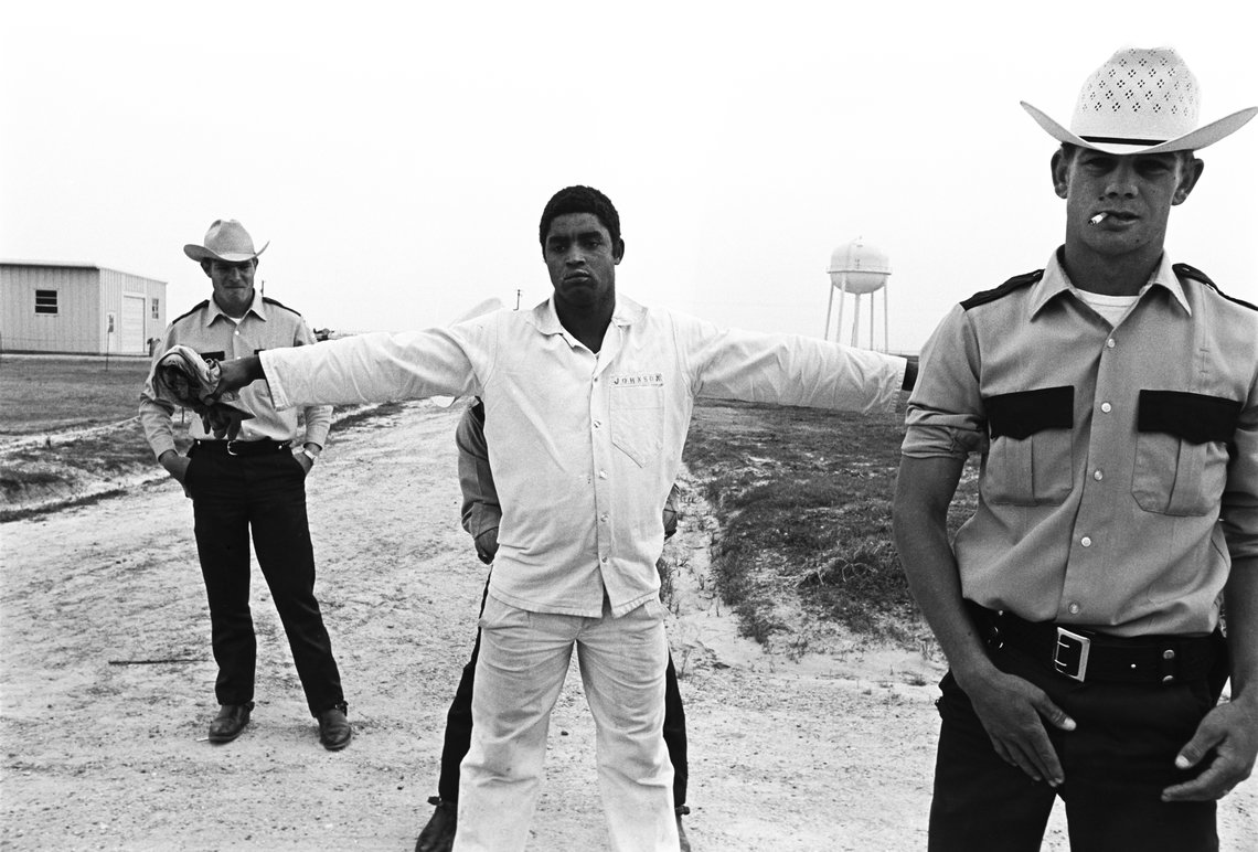 Cummins Prison Farm, 1973.