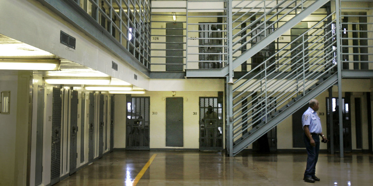 Prisons Doing Mass Testing For Covid 19 Find Rampant Infections The Marshall Project