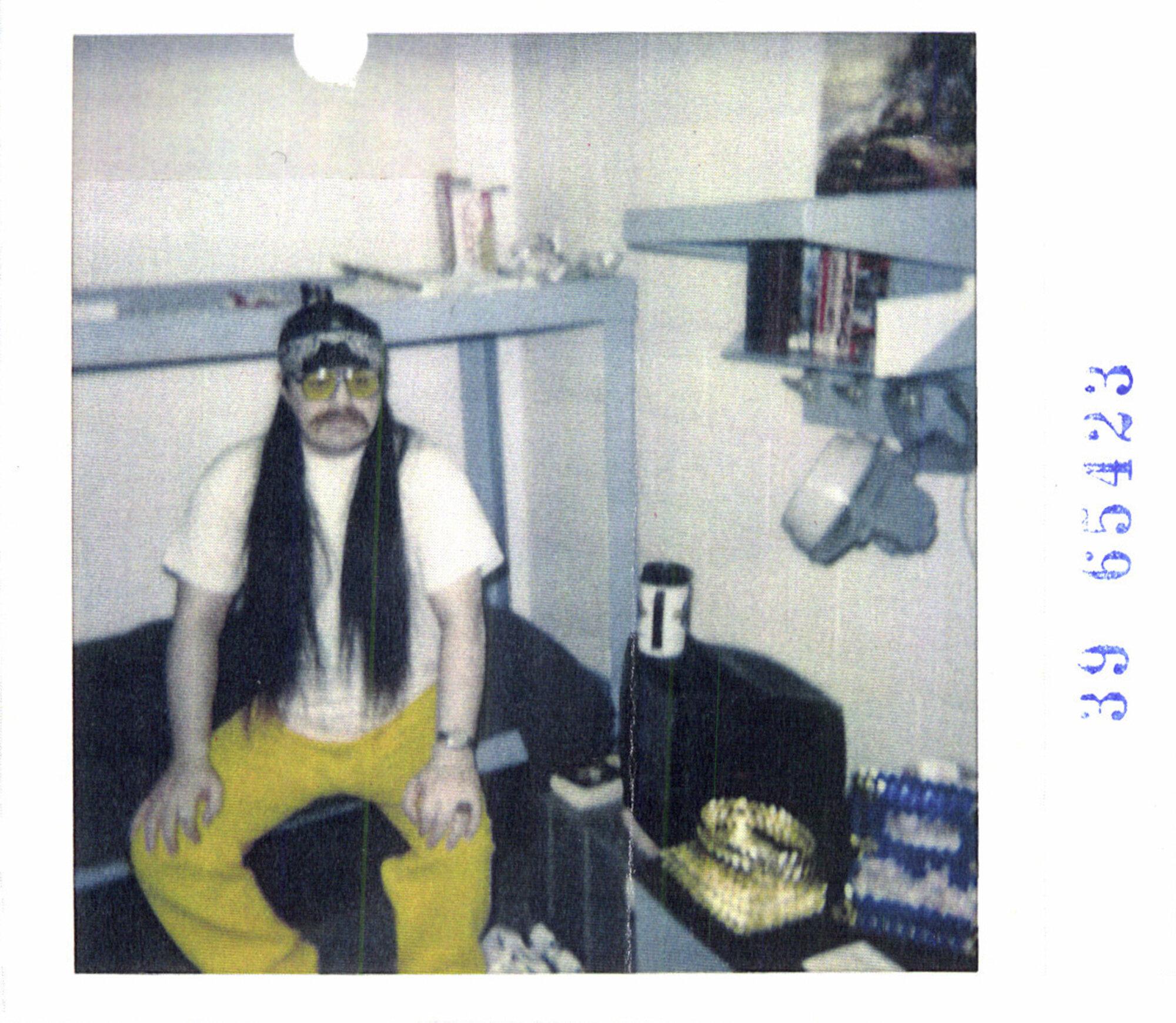 Gerald Pizzuto Jr., circa 2000.
