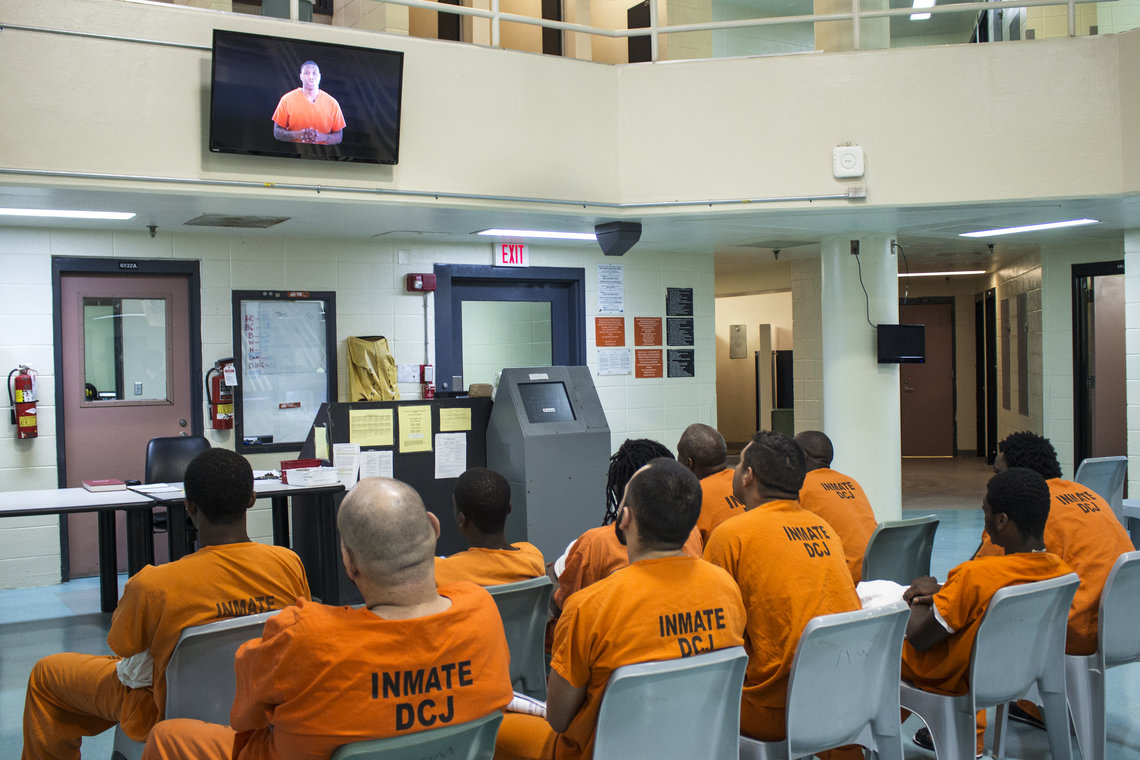 miami s notorious jail fights back against rape the marshall project a group of newly arriving inmates are shown a video that describes the jail s policies to detect and prevent sexual assault