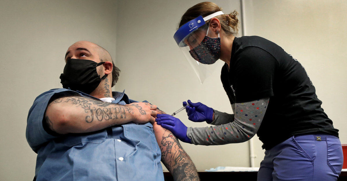 We Asked People Behind Bars How They Feel About Getting Vaccinated