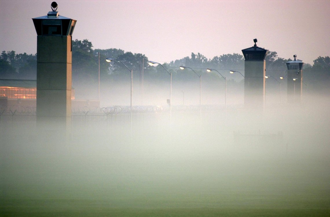 Federal prison in Terre Haute, Ind., one of two federal facilities with Communication Management Units.