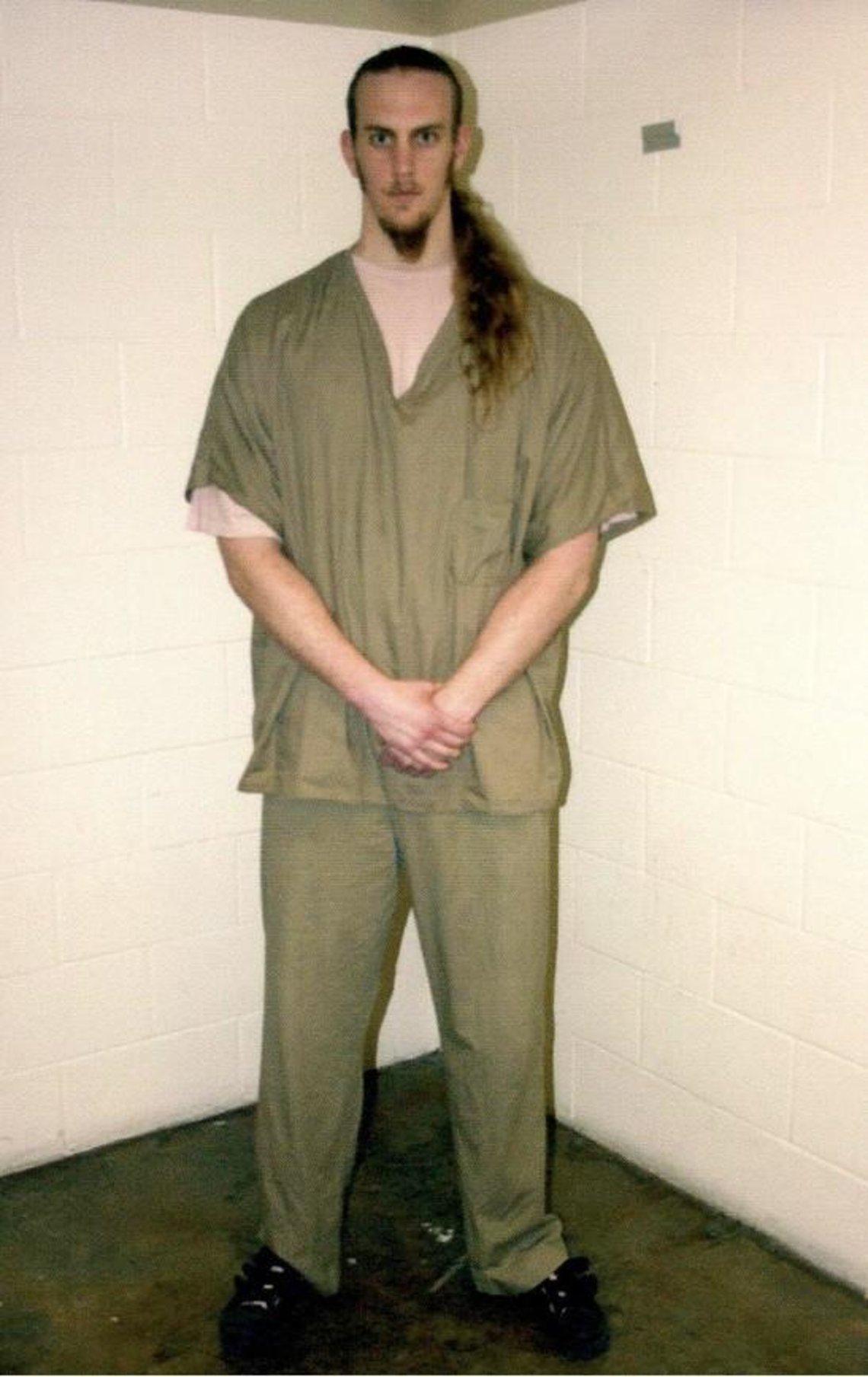 Stephen Watt at SeaTac Federal Detention Center in 2011.
