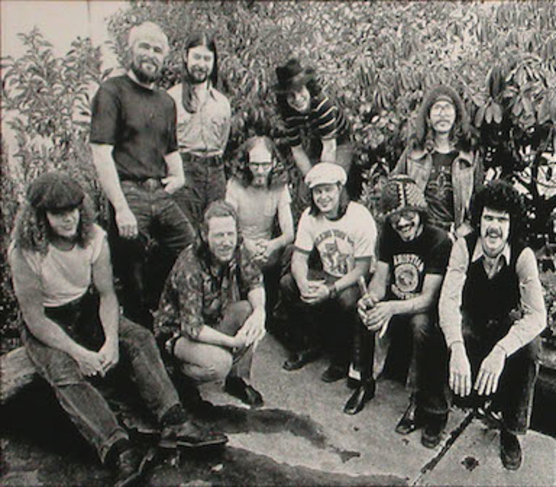 Tower of Power back in the day.