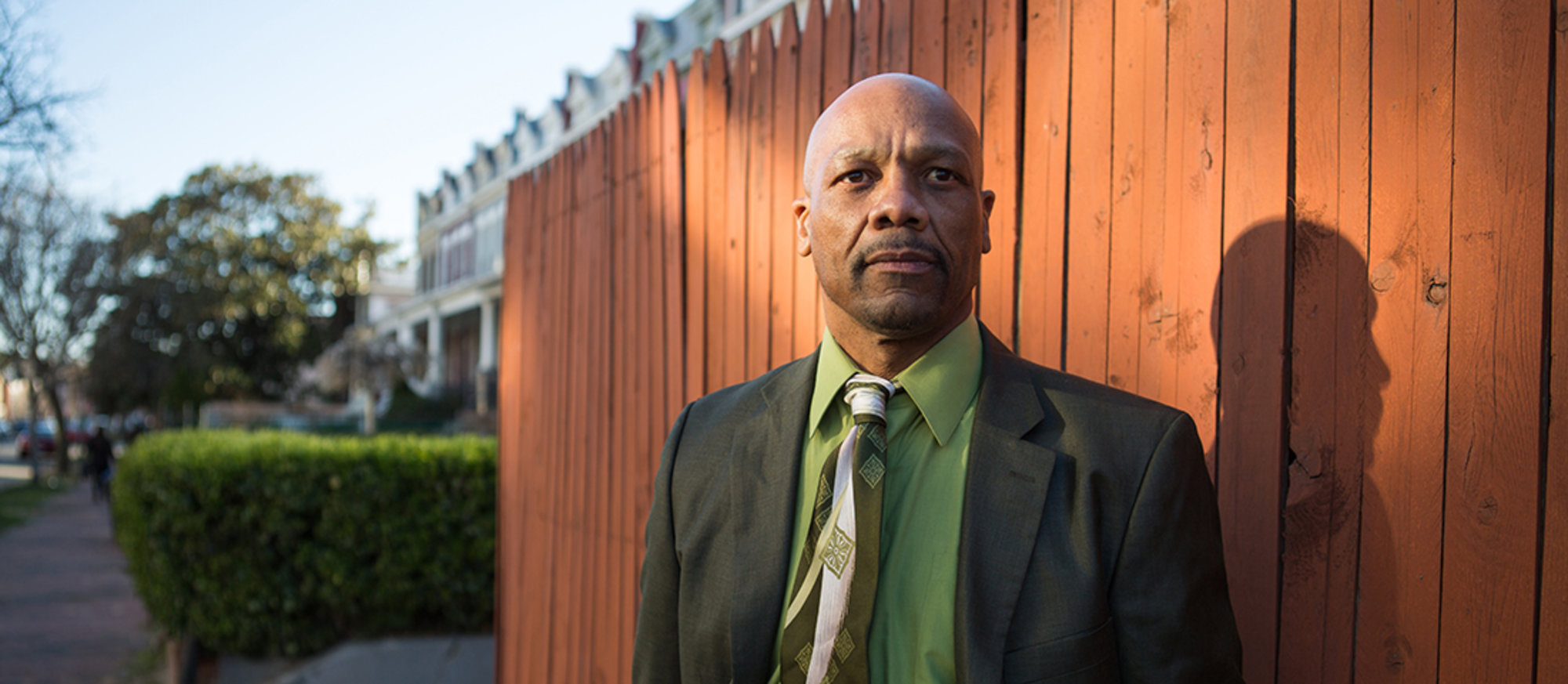 Chris Turner was paroled in 2010 after serving more than 25 years in prison.