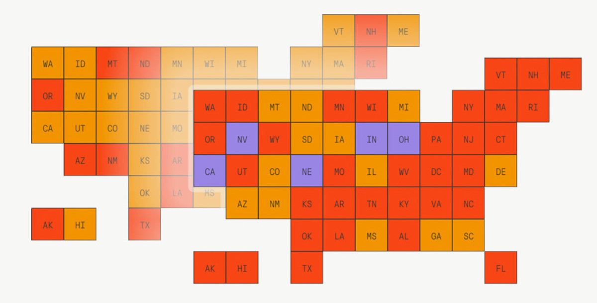 Coronavirus Tracker: How Justice Systems Are Responding in Each State