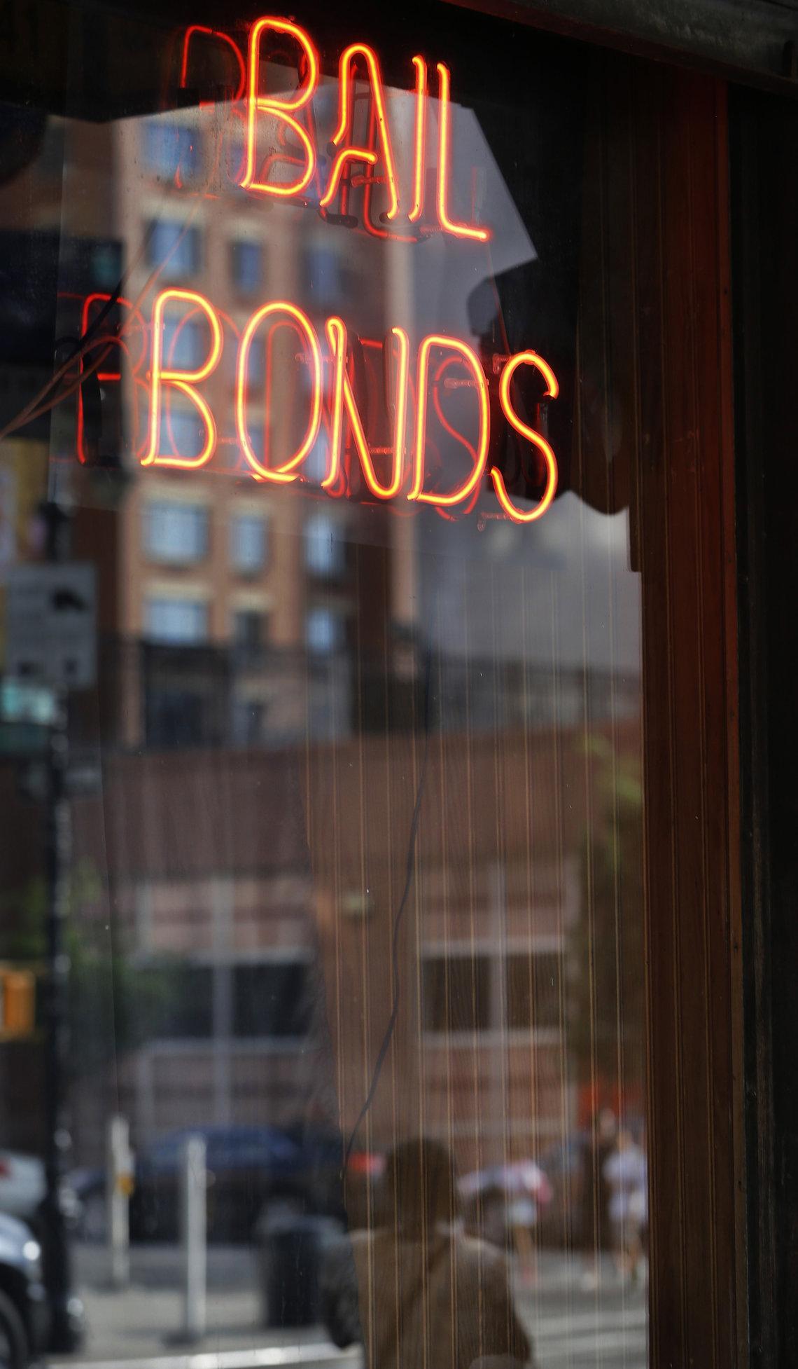 A bail bond business in Brooklyn, Ny.