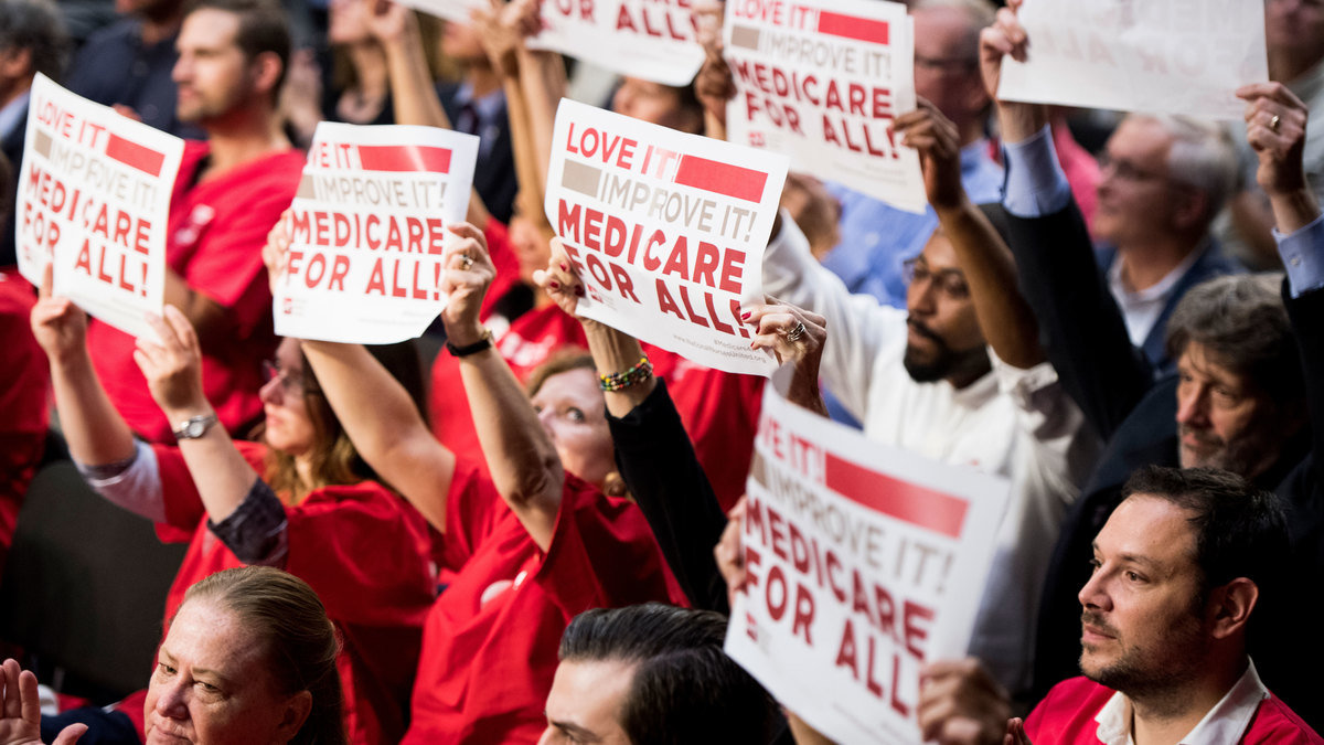 """Medicare for All"" Should Include Incarcerated People, Too"
