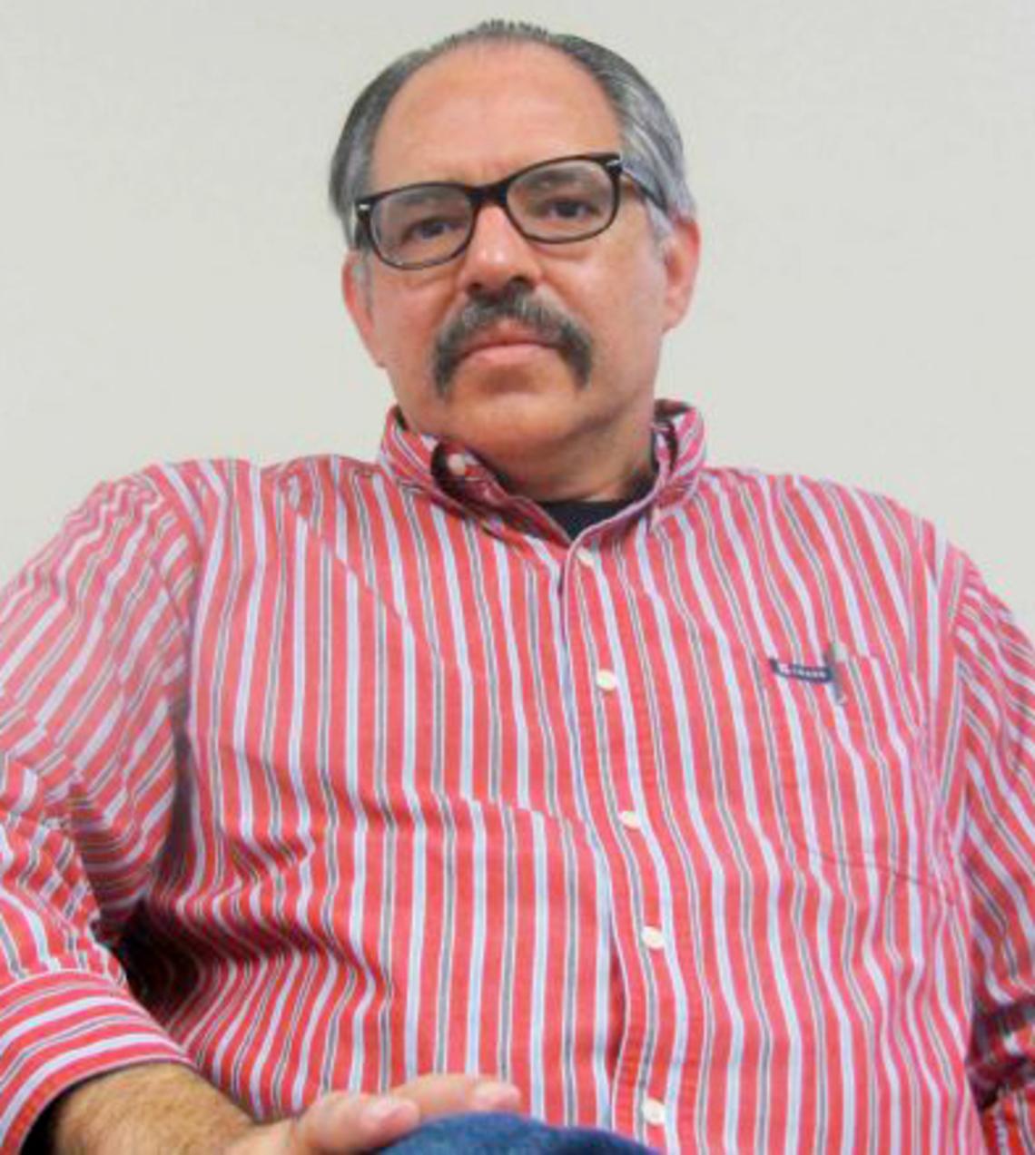 Paul Wright in 2012.