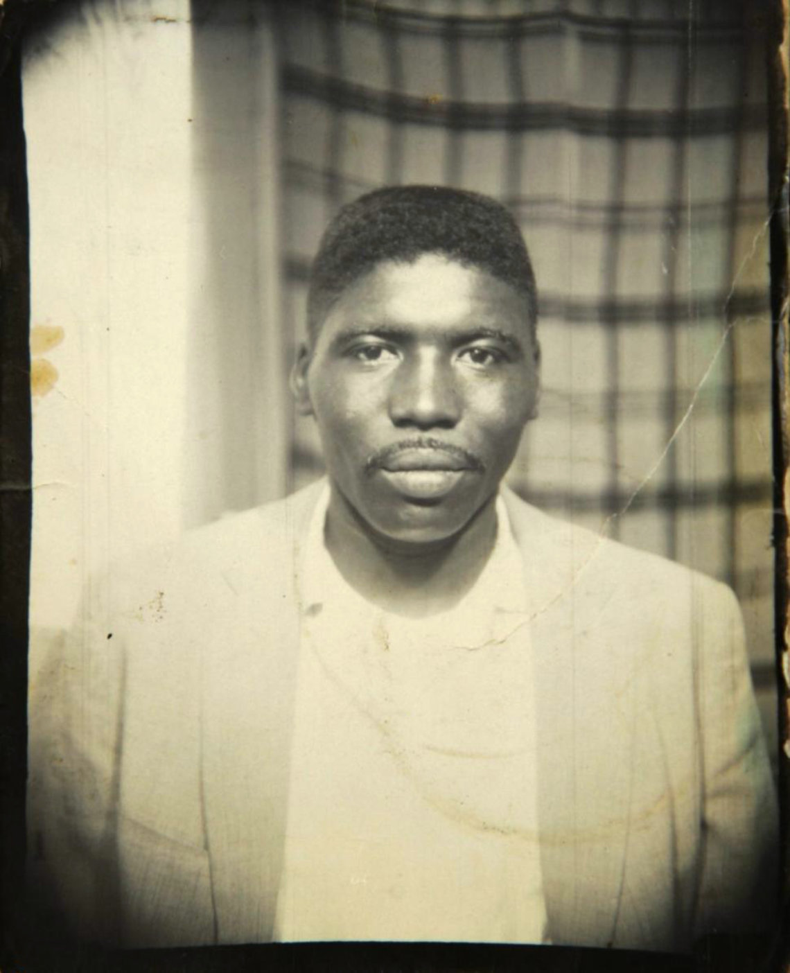 Jimmie Lee Jackson in an undated family photo.