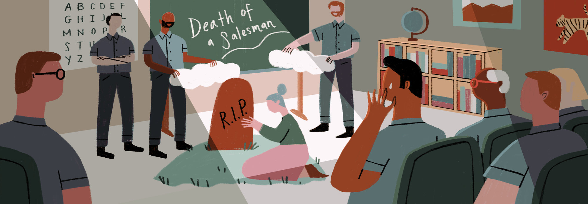 How Prisoners Brought 'Death of a Salesman' to Life