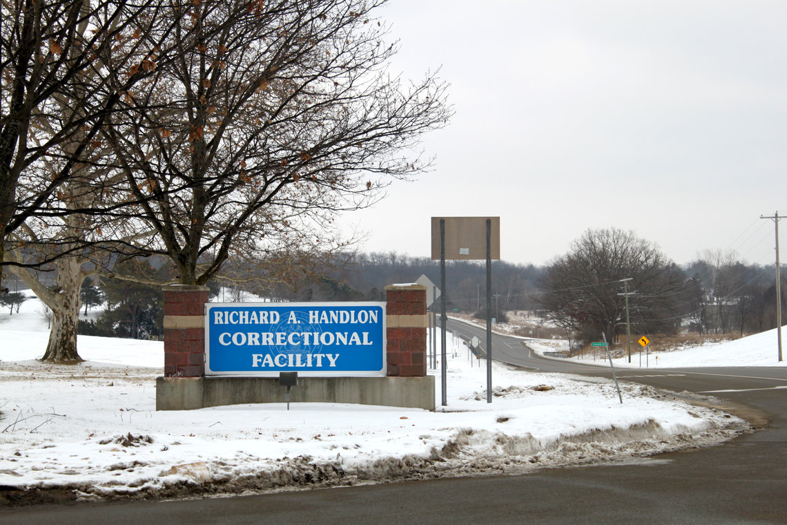 Handlon Correctional Facility is one of five state correctional facilities in Ionia, Mich.