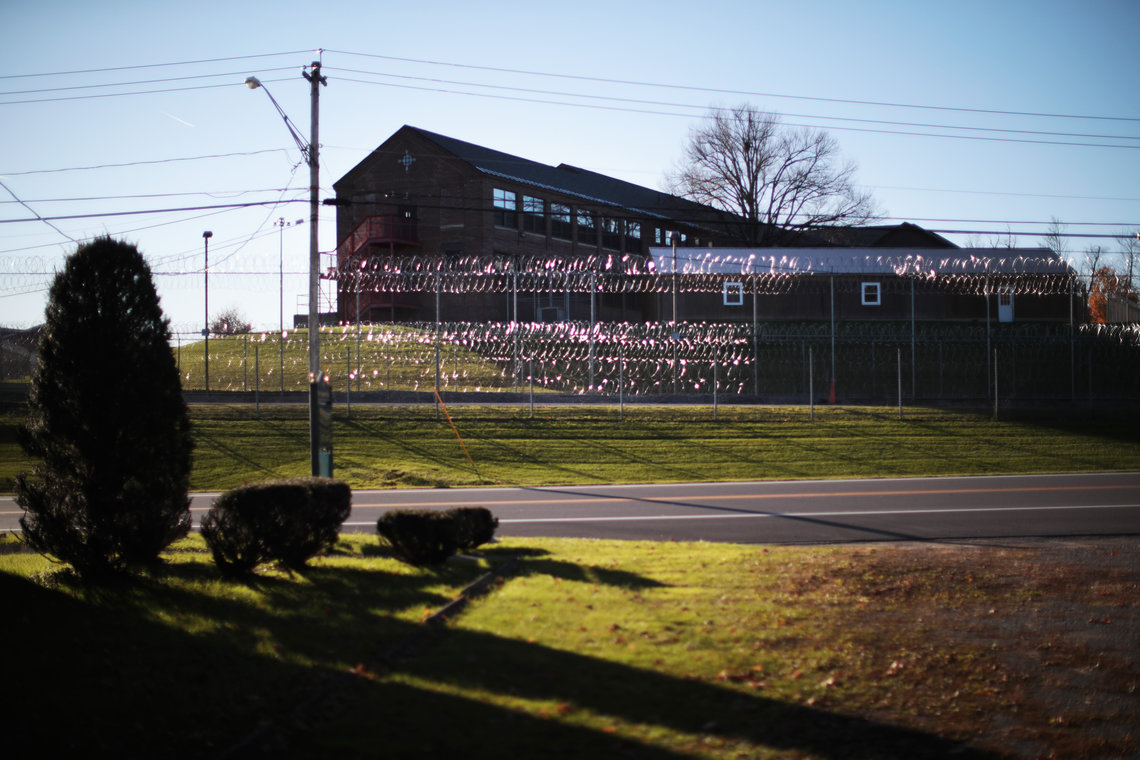 Correctional officers beat and stomped more than 30 prisoners following an injury to an officer at Mid-State Correctional Facility in Marcy, N.Y., according to inmates.