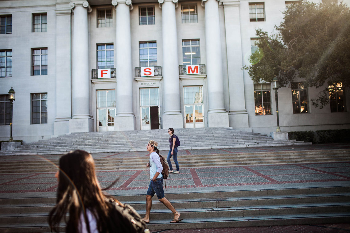 Joseph Bakhit celebrated his 18th birthday in foster care and enjoyed the financial support of the state as a student at the University of California, Berkeley.