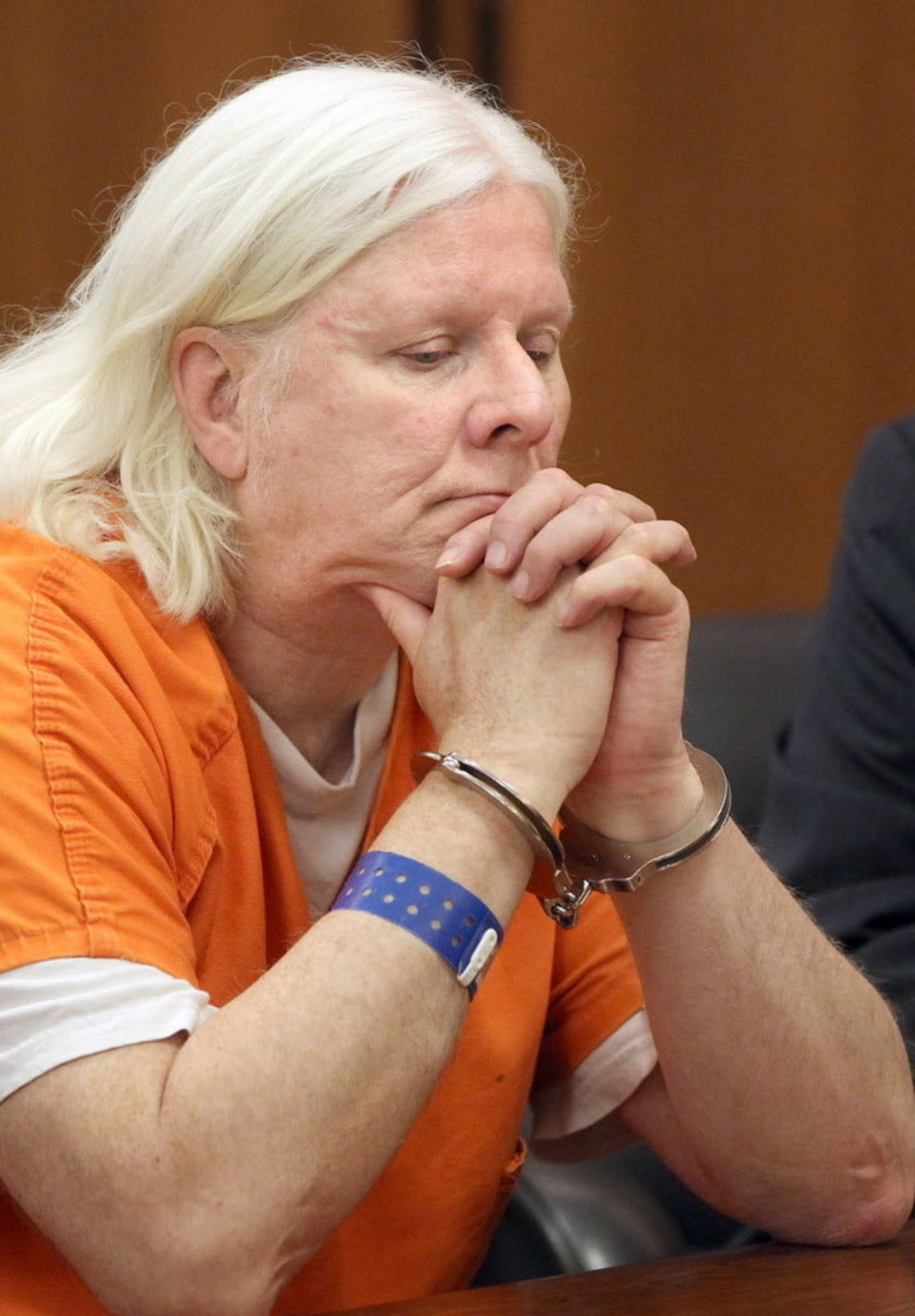 Michael Keenan during his hearing in 2012.