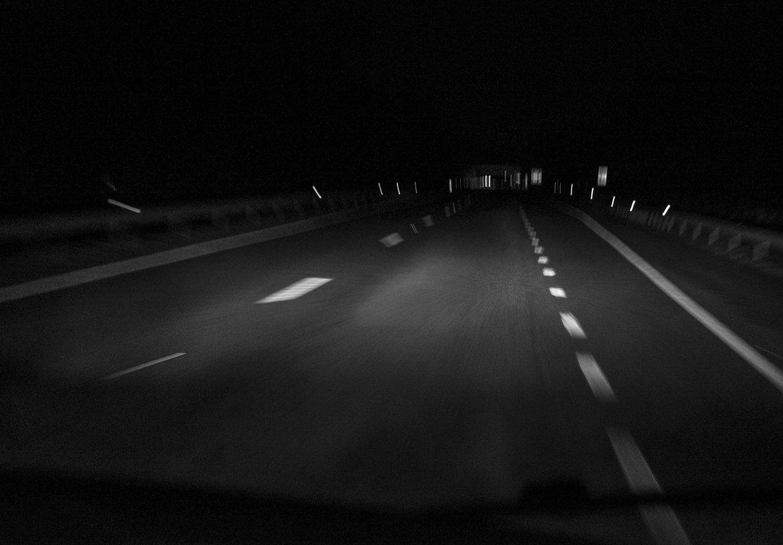On I-81 driving towards Wise County, VA.