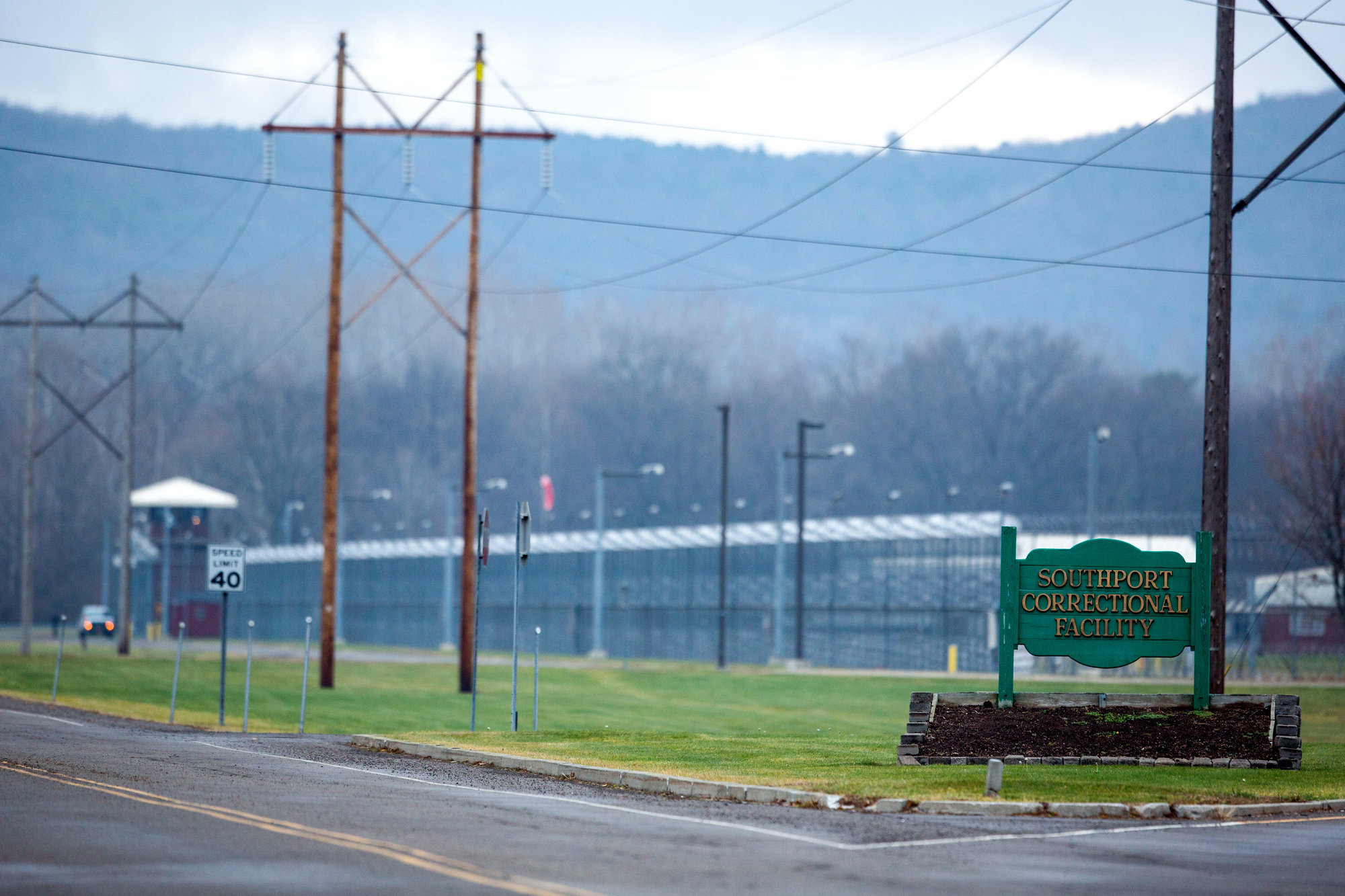Southport Correctional Facility, in the Southern Tier of New York State, was cited in more lawsuits since 2010 than any state prison except for Attica Correctional Facility.