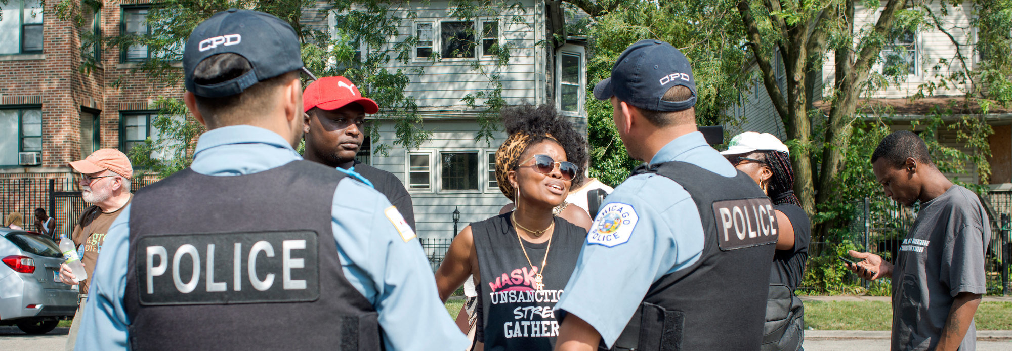 Why Police Should Embrace Communities—Not Shut Them Out