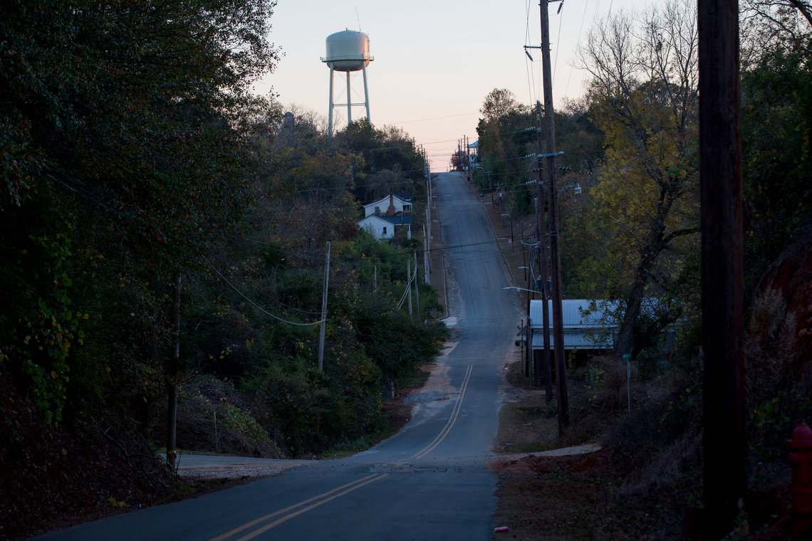 Lumpkin, Ga., is a two-and-a-half hour drive southwest from Atlanta.