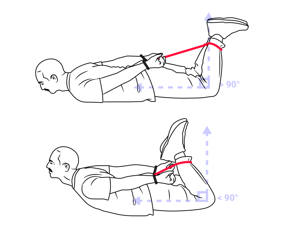 In a full hogtie, the hobble can be tied to varying degrees of tautness, putting pressure on the diaphragm and making it harder for the person to breathe. The U.S. Department of Justice has warned for decades that officers should never tie the handcuffs to a leg or ankle restraint.