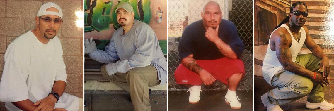 Raymond Rice, Kenny Arcand, Ricardo Ramirez, Rodney Brown advertise on Royster's site, Prison Pen Pals.