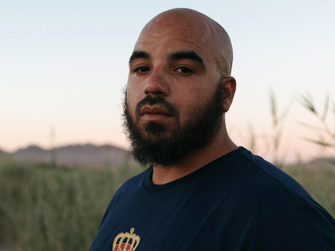 Jovan Jackson became eligible to vote when a law that automatically restored the right to vote for individuals convicted of felonies took effect in Nevada in 2019.