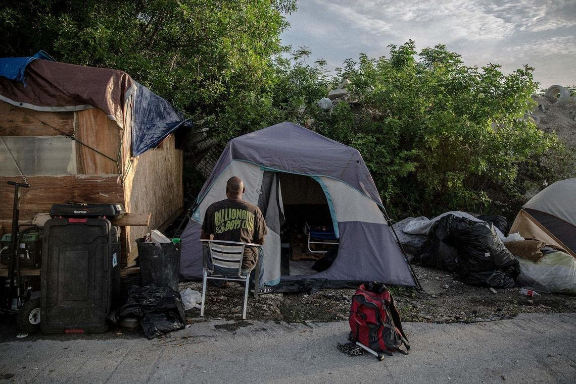 Banished: The Nomadic Sex Offenders of Miami-Dade County