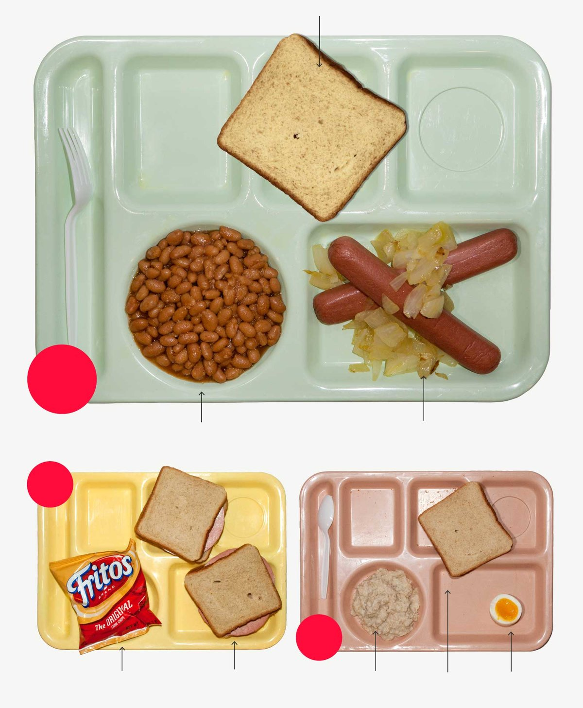 What's in a Prison Meal?   The Marshall Project