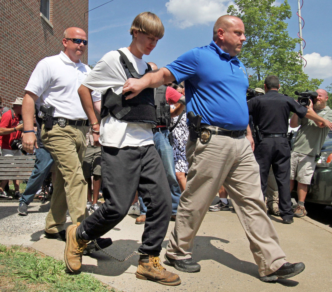 Dylann Roof And The Challenges Of Proving Bias.