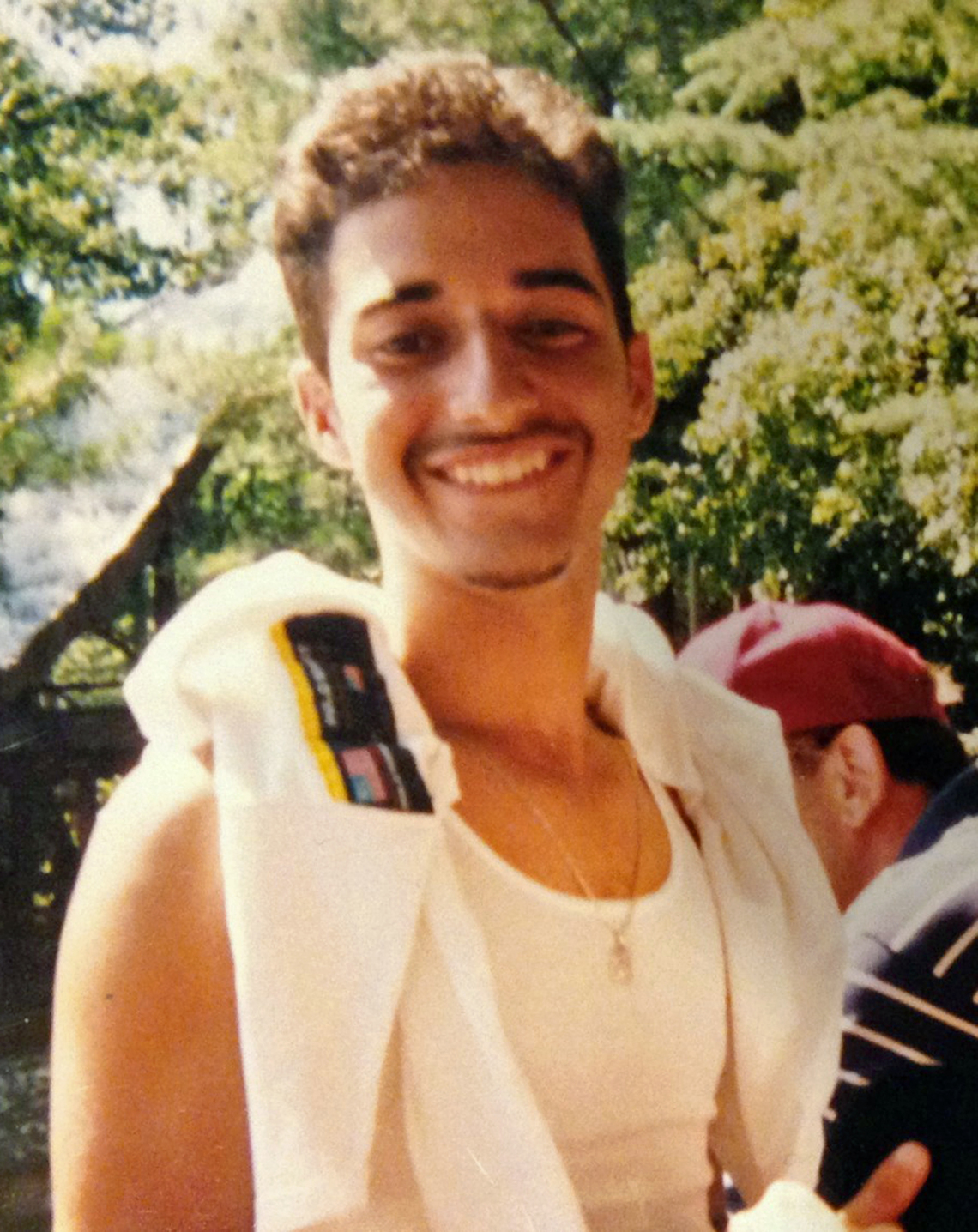 Adnan Syed, serving a life sentence in Maryland for the murder of his ex-girlfriend.