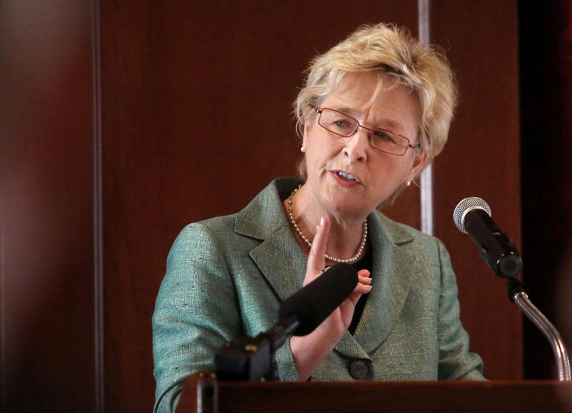 Wisconsin Supreme Court Justice Anne Walsh Bradley