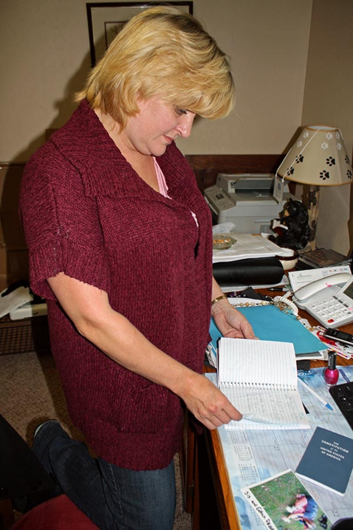 In June, Kathy Smith was named by West Virginia Governor Earl Ray Tomblin to a task force that will help the state to reduce juvenile confinement.