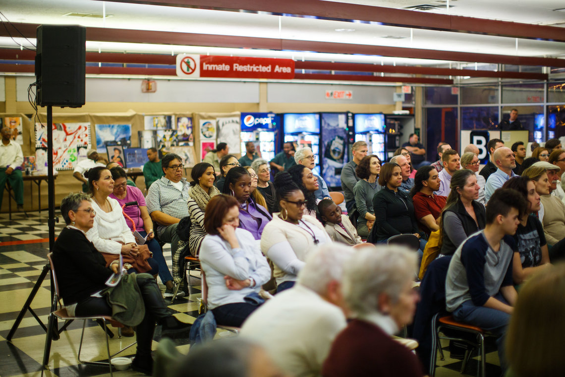 """An audience of 250 went to Sing Sing to watch the prisoners' version of """"Twelfth Night."""""""
