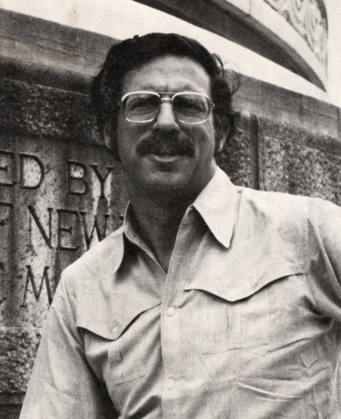 Michael Meltsner in 1977.