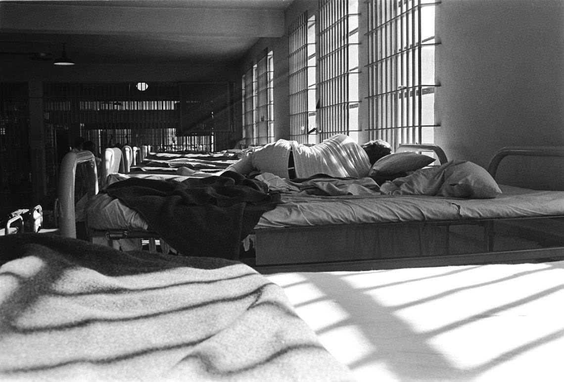 Cummins Prison Farm, 1974.