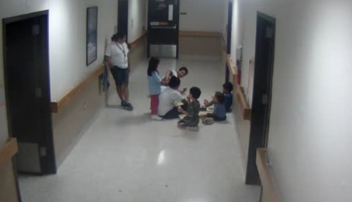 Inside Family Detention, Trump's Big Solution | The Marshall